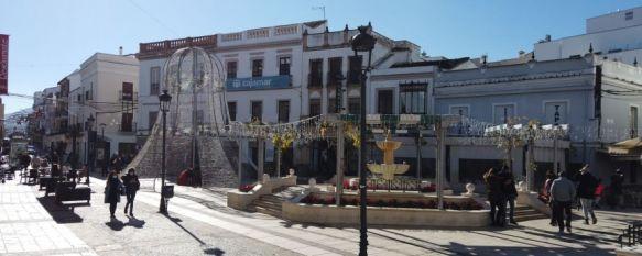 Un total de 89 vecinos de Ronda han dado positivo en test de COVID en los últimos 14 días. // Juan Velasco