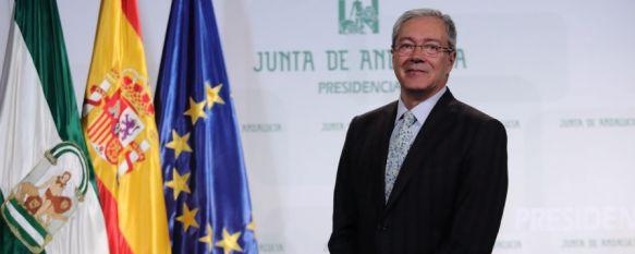 La Junta de Andalucía aprueba nuevas subvenciones de 1.000€ para pymes y autónomos, El consejero de Transformación Económica, Rogelio Velasco,…, 13 Jan 2021 - 11:09