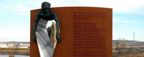 Un arabista propone crear en Ronda un monumento en honor a Abbás Ibn Firnás, El rondeño José Carlos Cabrera, quien ha publicado su iniciativa…, 15 Jan 2021 - 19:22