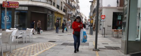 Ronda rebasa los 1.000 casos por cada 100.000 habitantes en las últimas dos semanas, A partir del sábado, y durante 14 días, a las medidas de restricción en vigor se sumará el cierre de la actividad no esencial como establece la Junta de Andalucía, 20 Jan 2021 - 13:00