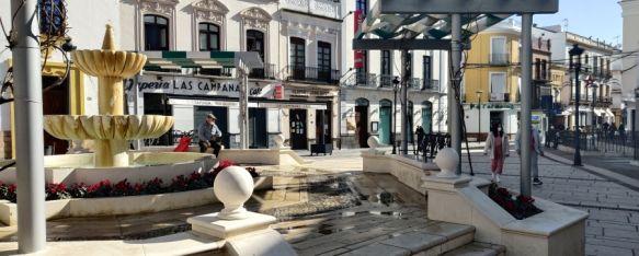 En la última semana 372 vecinos de Ronda han sido diagnosticados con coronavirus. // Juan Velasco
