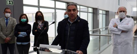 Bendodo descarta el cierre de centros educativos como solicitó el Ayuntamiento de Ronda, El Consejero de Presidencia argumenta que solo 17 de los 7.099 colegios andaluces han cerrado por la pandemia, y que el 92,8% de ellos está libre de COVID-19, 27 Jan 2021 - 11:15