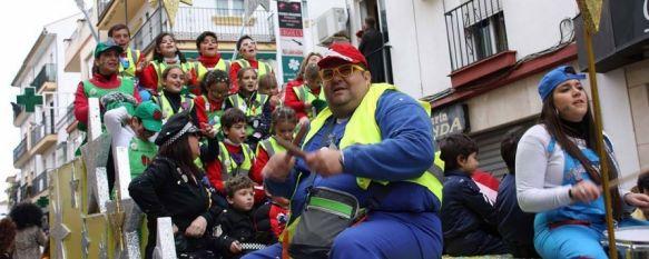 La pandemia obliga a suspender este año el Carnaval de Ronda, La delegada Concha Muñoz, espera que el evento pueda celebrarse en 2022, al tiempo que ha presentado a la nueva junta de la Asociación Cultural Carnavalesca, 29 Jan 2021 - 12:54