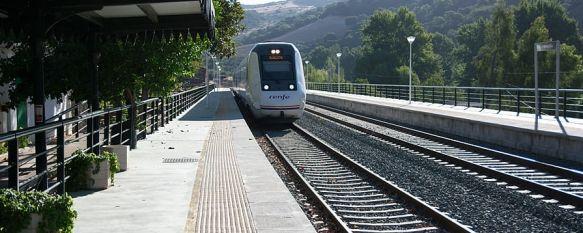 Renfe crea nuevas opciones de viaje desde Ronda a Málaga y Sevilla, Los trayectos combinan dos trenes con enlace en Antequera Santa Ana, con dos servicios diarios a la capital malagueña y tres a la andaluza, 05 Feb 2021 - 12:34