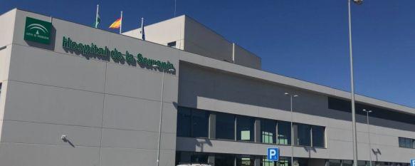 Dos fallecidos más elevan a 89 las muertes relacionadas con la pandemia en la Serranía, Un total de 75 pacientes infectados permanecen ingresados en el Hospital Comarcal, ocho de ellos en la Unidad de Cuidados Intensivos, 09 Feb 2021 - 13:00