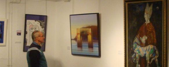 Exposición de pintura y escultura del Ateneo de Málaga en Ronda, La muestra permanecerá abierta hasta el próximo viernes 26 de noviembre en la Casa Municipal de la Cultura. , 10 Nov 2010 - 16:43