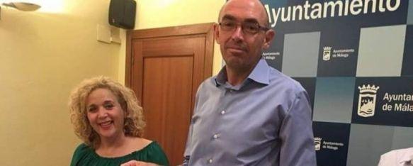 Zorrilla ha renunciado a su cargo como concejal tras aceptar un puesto en la Diputación de Málaga como abogado de sus servicios jurídicos. // Remedios Ramos