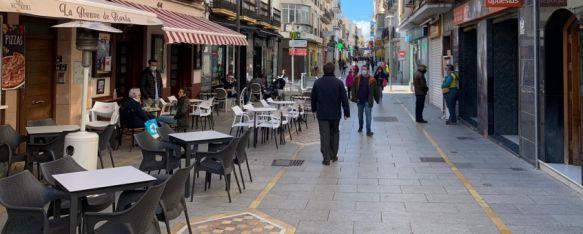 Los bares y restaurantes entre otros comercios podrán reanudar su actividad a partir del próximo sábado, en el caso de que se mantenga una situación sanitaria favorable. // Excmo. Ayuntamiento de Ronda
