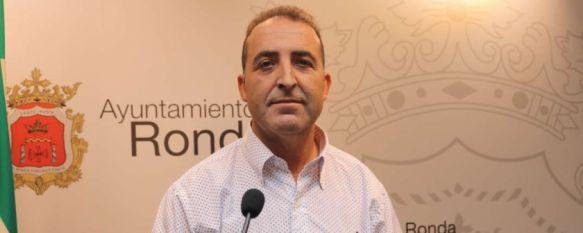 Once sancionados por una fiesta ilegal en una vivienda turística del centro de Ronda, Según el concejal de Seguridad, Juan Carlos González, la persona que había alquilado el inmueble no permitió el acceso a los agentes de la Policía Local, 02 Mar 2021 - 11:56