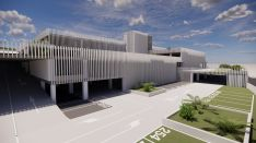 Los planos se han elaborado gracias al Building Information Modeling que permite el uso de herramientas tecnológicas en tres dimensiones para la redacción y gestión de los proyectos. // Diputación de Málaga