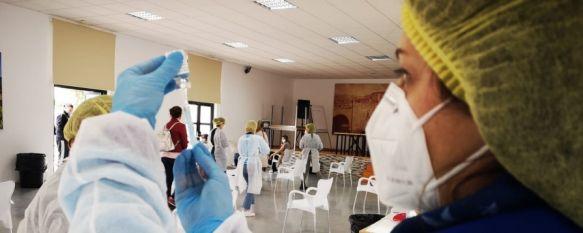 Tres nuevas muertes por COVID elevan el total en la Serranía a 111, En lo que llevamos de 2021 se han producido más de la mitad de los fallecimientos registrados desde el inicio de la pandemia, 57, 03 Mar 2021 - 13:22