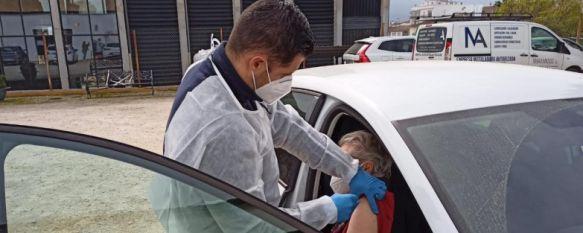 En los próximos días se reanudará el programa de vacunaciones contra el COVID-19 en Ronda. // Ayuntamiento de Ronda