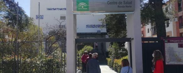 En la última semana 11 vecinos de Ronda han dado positivo en coronavirus. // María José García