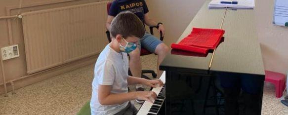 Abierto el plazo de preinscripción para la Escuela Municipal de Música y Danza, Los nuevos alumnos podrán optar por especialidades como piano,…, 06 Apr 2021 - 19:44
