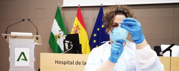 Importante repunte de la incidencia acumulada de COVID-19 en Ronda y la Serranía, Los casos activos crecen hasta los 60 en nuestro distrito y a los 39 en la ciudad del Tajo, al tiempo que los ingresos de pacientes contagiados ascienden a 20, 08 Apr 2021 - 16:17