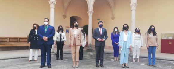 El presidente de la Junta asiste en Ronda al acto por el Día Internacional del Pueblo Gitano, Juan Manuel Moreno ha avanzado que la Junta incrementará un…, 08 Apr 2021 - 18:53