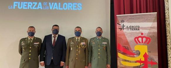 El rondeño Manolo Guerrero es nombrado en Sevilla Embajador de la Marca Ejército, Entre los Embajadores figuran también el que fuera seleccionador…, 09 Apr 2021 - 16:10