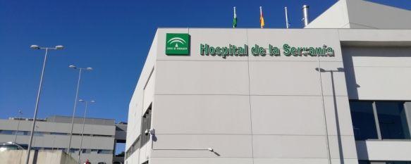 La incidencia acumulada continúa su tendencia a la baja en Ronda y la Serranía, La detección de hongos en la Unidad de Cuidados Intensivos durante un control rutinario ha obligado a trasladar a cinco pacientes al Hospital de Día quirúrgico, 27 Apr 2021 - 12:22