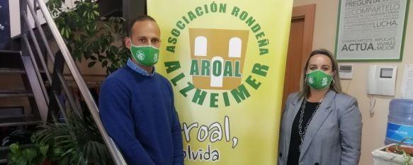 AROAL inicia talleres para pacientes de municipios con menos de 20.000 habitantes