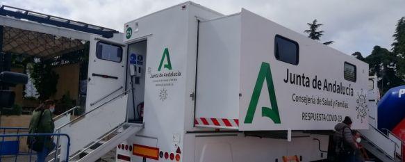 Los casos activos de COVID-19 repuntan levemente a 120 en la Serranía y a 82 en Ronda, La tasa de incidencia acumulada en las dos últimas semanas por cada 100.000 habitantes cae hasta los 184 casos en nuestra ciudad y hasta los 169 en la comarca, 04 May 2021 - 13:45