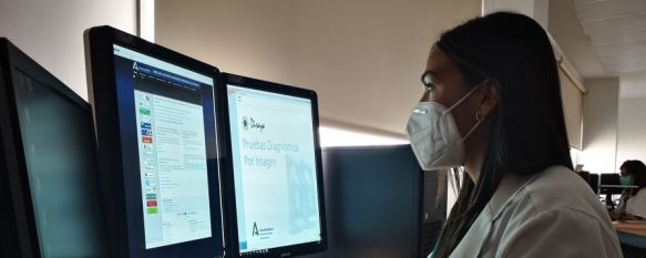 El Hospital Comarcal de la Serranía incorpora equipos para la Unidad de Radiodiagnóstico, Estos dispositivos favorecen y facilitan la precisión diagnóstica gracias a la alta calidad de la visualización de las imágenes, 06 May 2021 - 18:15