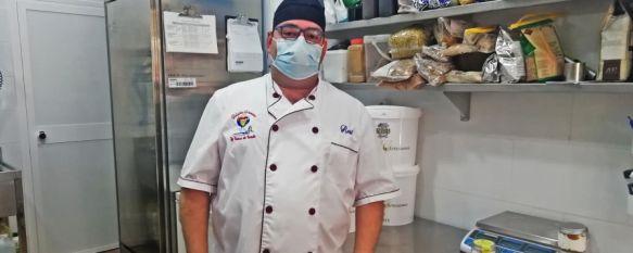 """Raúl Rico: """"Queríamos dar a conocer el helado artesano y crear sabores exclusivos"""", El heladero de La Ibense de Ronda emprende con una nueva línea…, 11 May 2021 - 18:30"""