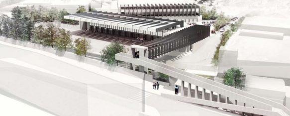 Diputación aportará 340.000€ para la pasarela peatonal de Calle Guadalcobacín, La institución provincial ha dado luz verde además a dos proyectos en Benadalid por valor de 77.000 euros a través del Plan de Impulso a la Economía Municipal, 27 May 2021 - 13:59