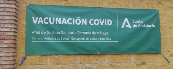 En la última semana la Serranía ha notificado medio centenar de contagios de COVID-19, La tasa de incidencia acumulada en 14 días se reduce levemente en nuestro distrito, a pesar de que esta variable continúa al alza en Gaucín con 2.203 casos, 28 May 2021 - 13:05