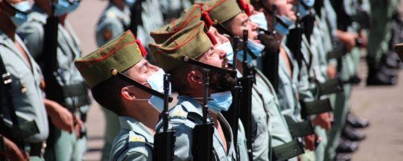 Defensa convoca 58 plazas para las diferentes unidades de La Legión en Ronda , La mayoría de ellas, 48, serán para el 4º Tercio y las 10…, 08 Jun 2021 - 16:22