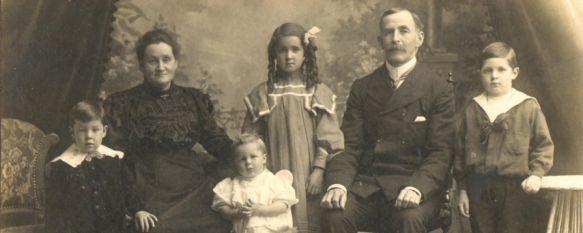 John y Margareth Harris, los primeros pastores de la Iglesia Evangélica de Ronda