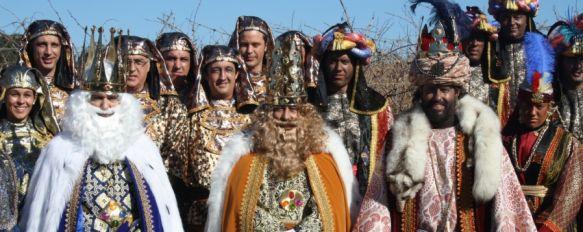 Melchor, Gaspar y Baltasar ya se encuentran en Ronda, La Cabalgata de la Ilusión saldrá el jueves a las 19:30 horas desde la calle Marcos de Obregón, 03 Jan 2012 - 19:44