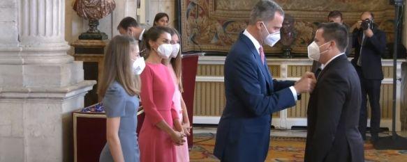 La Casa Real condecora al cocinero Miguel Herrera con la Orden del Mérito Civil, La institución monárquica ha destacado el compromiso y la…, 18 Jun 2021 - 12:49