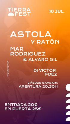 El flamenco y el rock andaluz son algunos de los estilos que se escucharán en el festival el sábado 10 de julio. // Tierra Fest