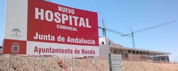 La Junta destina 9 millones de euros para equipamiento del nuevo Hospital Comarcal, Hoy se han presentado en Málaga las cuarenta actuaciones previstas en la provincia dentro del programa AVIVA, 04 Jan 2012 - 23:12