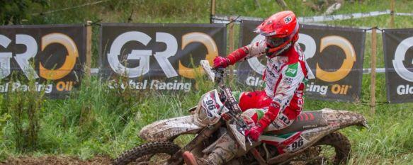 Guerrero sumó su primer podio para la Rieju MR250 Six Days // Enduro Magazine