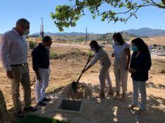 La empresa local ObraSport se hará cargo de la ejecución de los trabajos, que se prolongarán por espacio de nueve meses en un principio. // Ayuntamiento de Ronda