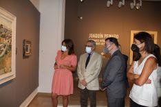 Desde su inauguración el Museo Joaquín Peinado ha dado cabida a más de 400 obras de Joaquín Peinado, y más de un centenar de Pablo Ruiz Picasso. // María José García