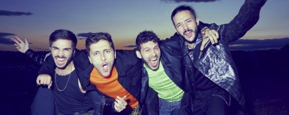 Arde Bogotá lanzó su primer tema en 2019 y en dos años han logrado hacerse un nombre en el pop-rock nacional. // Arde Bogotá