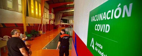 Más de 5.000 serranos han dado positivo en COVID-19 desde el inicio de la pandemia, Los casos activos en nuestro distrito sanitario ascienden a 255, 171 en Ronda, mientras que desde ayer se notifican 37 nuevos contagios en la comarca, 16 Jul 2021 - 12:52
