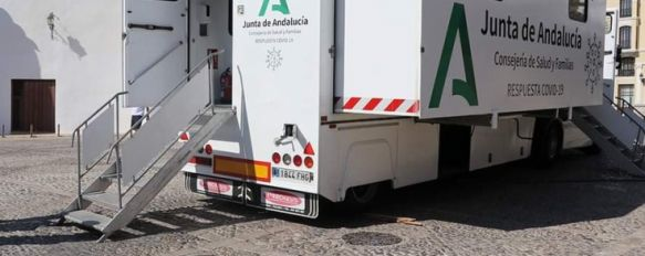 La Junta notifica más de 60 curaciones en la Serranía, donde se contabilizan 379 casos activos, La ciudad de Ronda reduce a 252 sus casos activos y a 925 su tasa de incidencia acumulada. , 28 Jul 2021 - 17:43