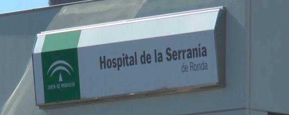 Nueve pacientes con COVID-19 permanecen ingresados en el Hospital Comarcal. // CharryTV