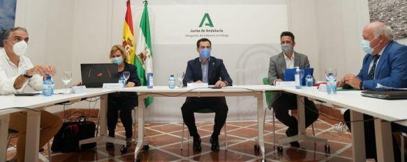 El Comité de Expertos también ha propuesto medidas  encaminadas a controlar la transmisión de contagios en el ámbito de residencias de mayores. // Junta de Andalucía