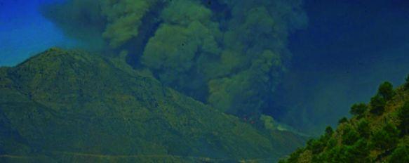 """""""Es el recuerdo de una pesadilla que nunca olvidaré"""" , El 7 de agosto de 1991, un impresionante fuego calcinó una parte importante de la Sierra de las Nieves. El rondeño Juan Terroba fue testigo del desastre., 13 Aug 2021 - 10:45"""