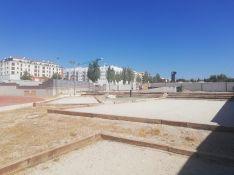 Pistas de petanca en la Ciudad Deportiva de Ronda // CharryTV