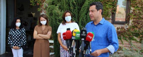Moreno anuncia la adjudicación del estudio de trazado para la autovía Málaga-Ronda-Campillos, El presidente de la Junta de Andalucía ha estimado la redacción del documento en un año y ha añadido que este incluirá el impacto ambiental de la vía, 19 Aug 2021 - 11:10