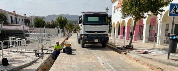 A licitación la segunda fase de las obras de abastecimiento de agua en La Planilla, El presupuesto de la actuación asciende a 210.000€ que financiará en su totalidad la Diputación de Málaga y tendrá un plazo de ejecución de tres meses, 23 Aug 2021 - 14:39