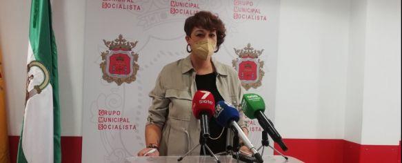 El PSOE relaciona la caída del techo del instituto con las obras de la estación de autobuses, El grupo municipal socialista va a solicitar una serie de informes…, 21 Sep 2021 - 14:51