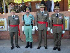 De izquierda a derecha:Luis Lanchares, José de Meer, Miguel Martín Bernardi y JulioSalom. // Manolo Guerrero