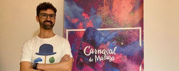 El rondeño Luisito Rilke será el autor del cartel del Carnaval de Málaga, Anuncia que será una obra poliédrica que representará todas…, 14 Oct 2021 - 16:39