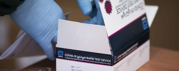 Los casos activos de COVID-19 en el Área Sanitaria de la Serranía disminuyen a solo cuatro, Desde ayer nuestro distrito ha notificado un nuevo positivo…, 19 Oct 2021 - 14:18